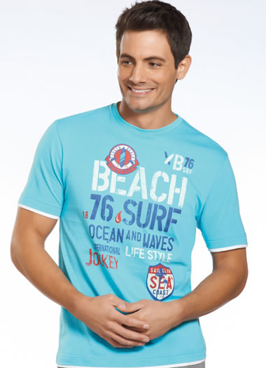 Jockey&amp;amp;reg; Beach Tee (1 of 1)
