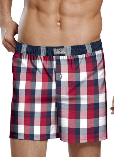 Jockey&amp;amp;reg; Woven Boxer (1 of 1)