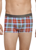 Jockey® Plaid Trunk