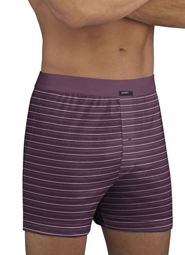 Jockey® Seamless Waistband Boxer (1 of 1)