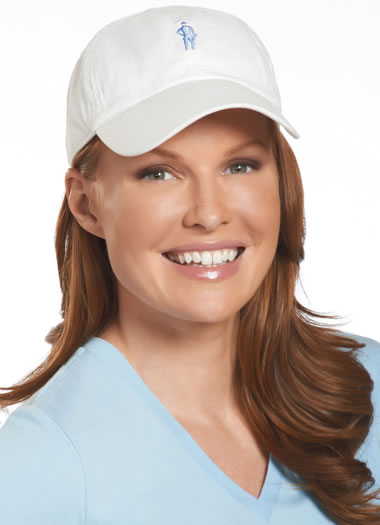 Jockey® Women's Full Boy Logo Hat