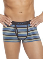 Jockey® Grizzly Creek Striped Short Trunk