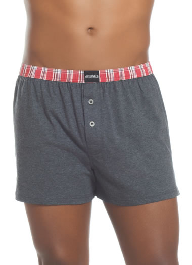 Jockey® Arctic Landscapes Knit Boxer (1 of 1)