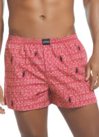 Jockey® Holiday Penguins Woven Boxer
