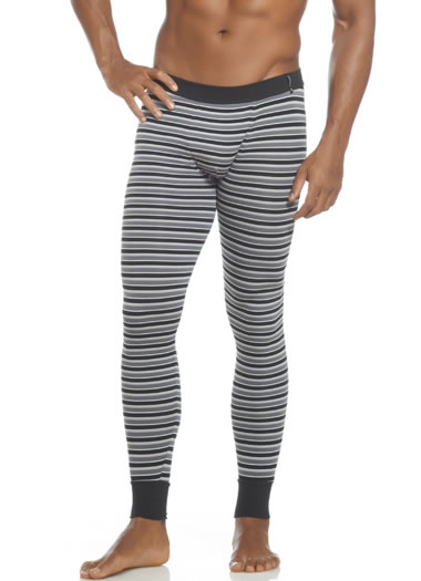 Jockey® Black Stripe Long John (1 of 1)
