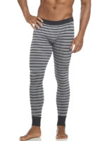 Jockey® Black Stripe Long John