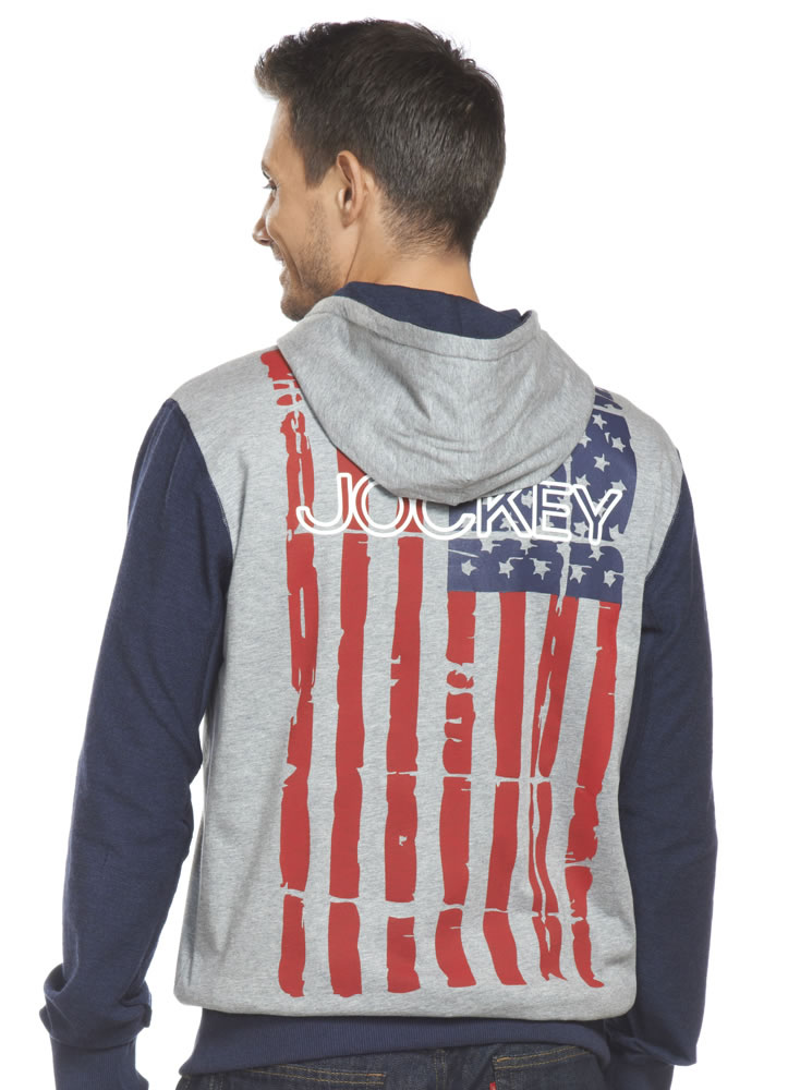 Jockey® Reversible Hoodie (3 of 3)