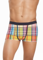 Jockey® Ocean Drive Plaid Trunk