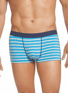 Jockey® Blue Bay Stripe Trunk