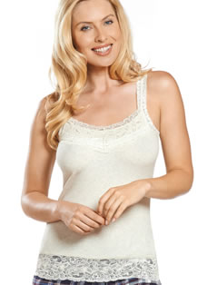 Jockey® Colorado Highlands Lace Cami