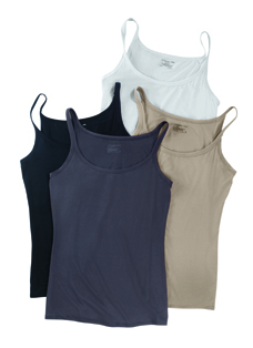 Jockey Supersoft Cami - 4 Pack