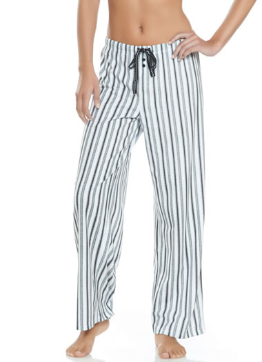 Jockey® Fashion Stripe Knit Pant (1 of 1)