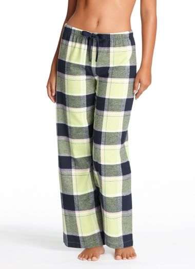 Jockey® Navy Plaid Pant (1 of 1)