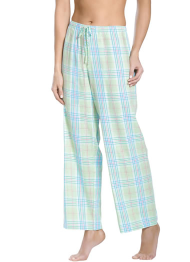 Jockey® Spring Plaid Sleep Pant (1 of 1)