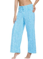 Jockey&#174; Aqua Print Sleep Pant