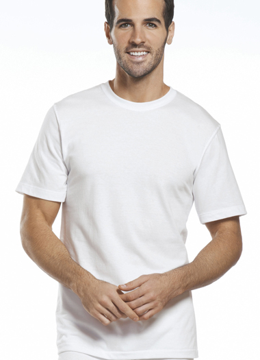 Jockey® Big & Tall Classic Crew Neck - 6 Pack (1 of 3)