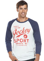 Jockey® By Sportiqe Long Sleeve Raglan