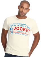 Jockey® By Sportiqe Tee