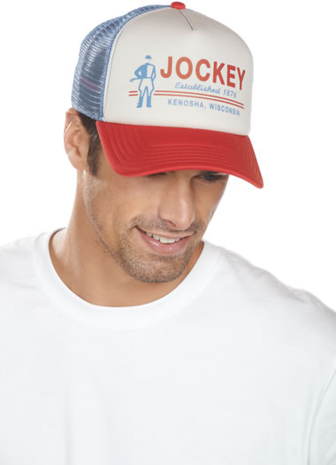 Jockey® By Sportiqe Trucker Hat