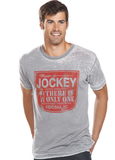 Jockey&amp;amp;reg; By Sportiqe Vintage Tee (1 of 1)