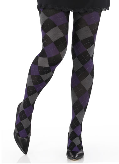 Argyle Fashion Tight (1 of 1)