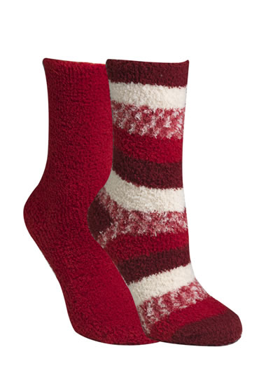 Jockey&amp;amp;reg; Super-Soft Holiday Socks (1 of 1)
