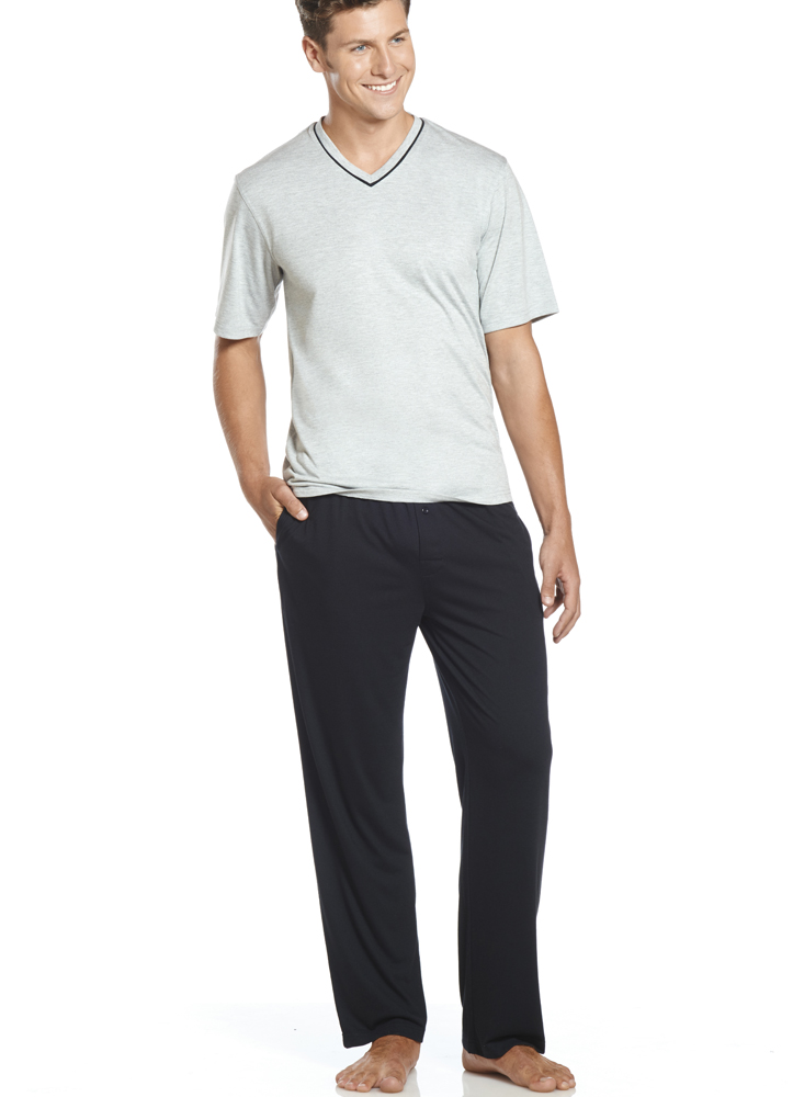 Jockey® Soft Knit Henley Tee