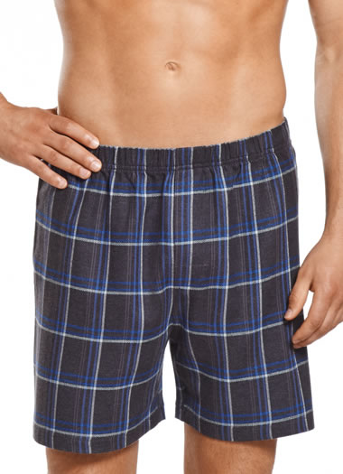 Jockey® Flannel Sleep Boxer (1 of 1)