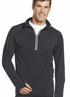 Jockey® 1/4 Zip Jacket