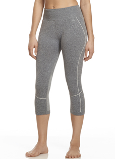 Jockey Seamless Capri Legging