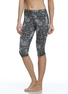 Jockey® Safari Judo Capri Legging