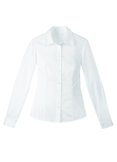 Jockey® Classic Button Front Blouse (1 of 1)