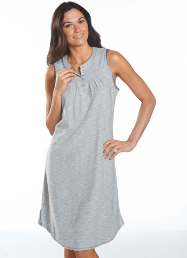 Casual Sleep Chemise (1 of 4)