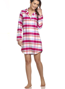 Jockey® Autumn Orchard Flannel Sleepshirt