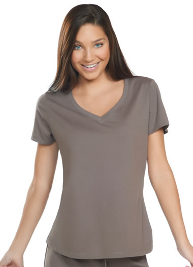Jockey&amp;amp;reg; V-Neck Solid Sleep Tee (1 of 1)
