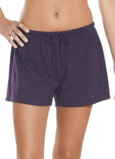 Jockey® Casual Purple Boxer Short