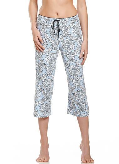 Jockey® Spring Garden Scroll Capri (1 of 1)