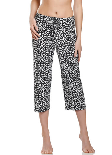 Jockey® Spring Garden Butterfly Capri (1 of 1)