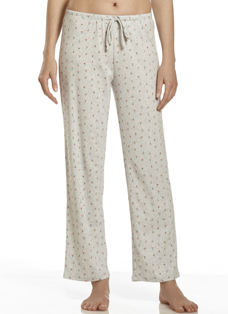 Jockey® Hearts & Flowers Floral Pant