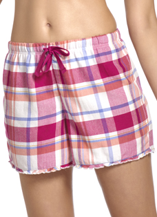 Jockey Autumn Orchard Flannel Short