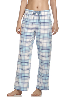 Jockey® Frosted Plaid Brushed Flannel Pant
