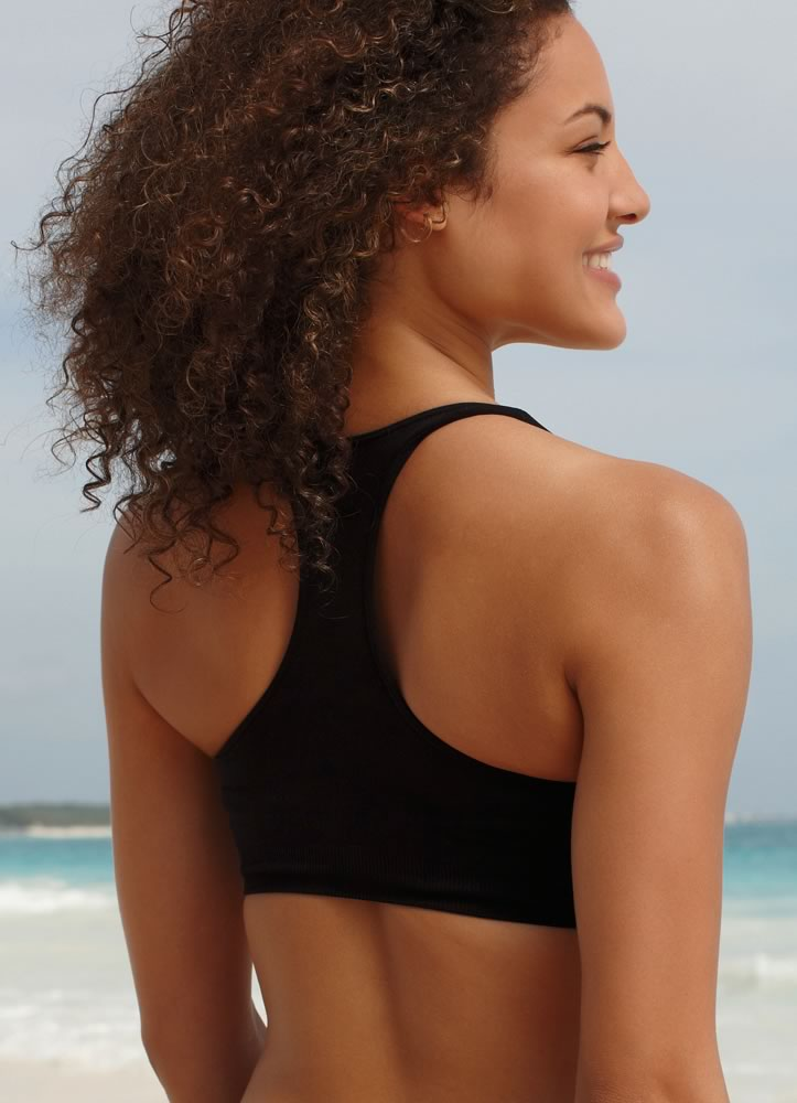 Jockey® Basic Sport Bra (2 of 3)
