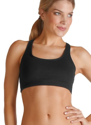 Jockey® Basic Sport Bra (1 of 3)