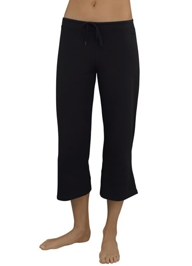 Jockey® Drawstring Crop Pant (1 of 1)