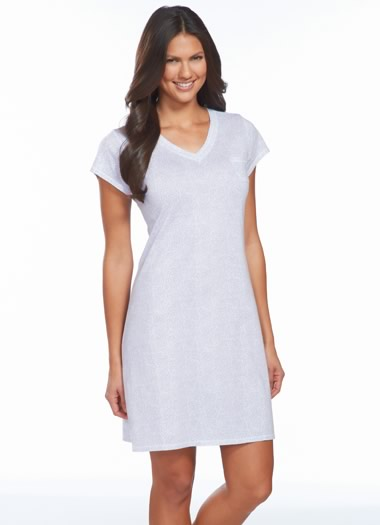 Jockey® Safari Dot Sleep Chemise (1 of 1)