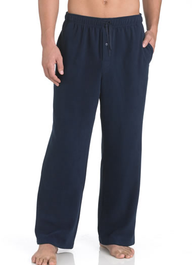 Jockey® Fleece Pant - Solids
