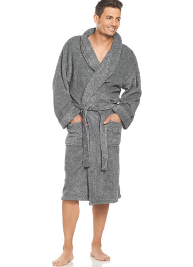 Jockey® Fleece Robe (1 of 1)