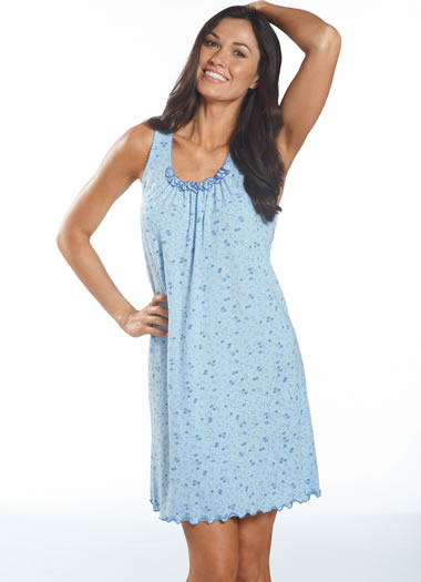 Spring Bloom Sleep Chemise (1 of 4)
