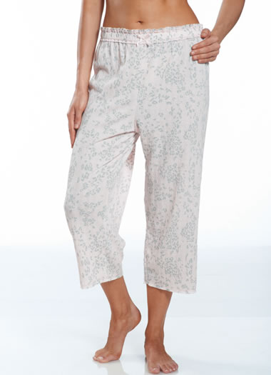 Jockey&amp;amp;reg; Leopard Print Sleep Capri (1 of 4)