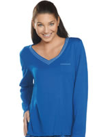 Jockey&#174; Long Sleeve Sleepshirt